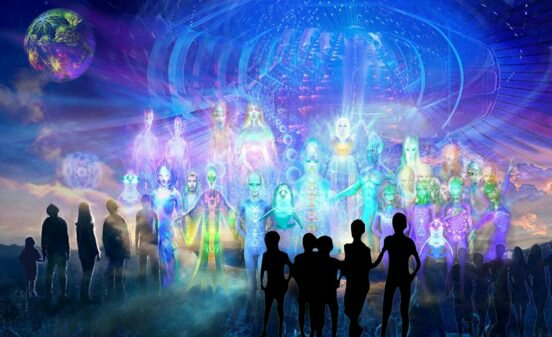 It's what you have called for – Galactic Federation of Light