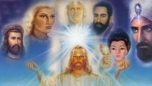 Outside, Is Really Inside – Sananda and the Company of Heaven