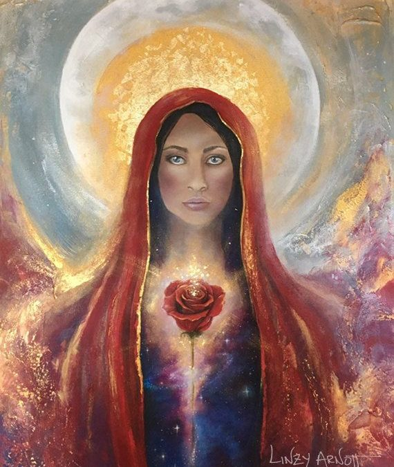 Rise Of The Divine Feminine – Mary Magdalene